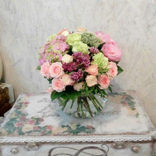 Очарование прованса: букеты цветов на заказ Flowwow