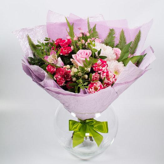 Букет №5: букеты цветов на заказ Flowwow