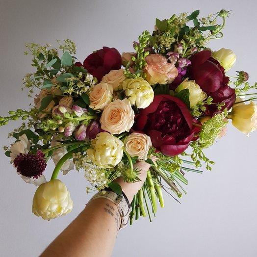 Экстравагантный: букеты цветов на заказ Flowwow