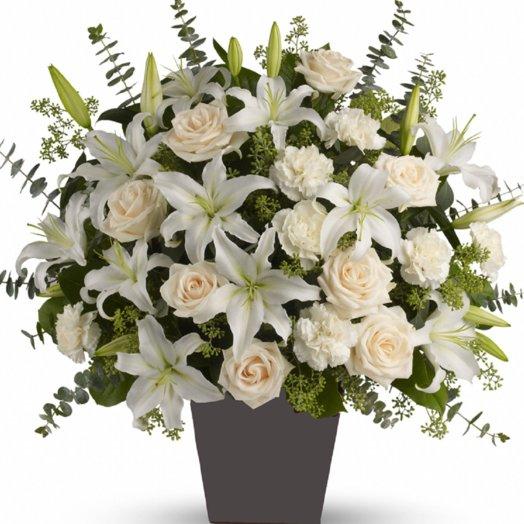 Эверест: букеты цветов на заказ Flowwow
