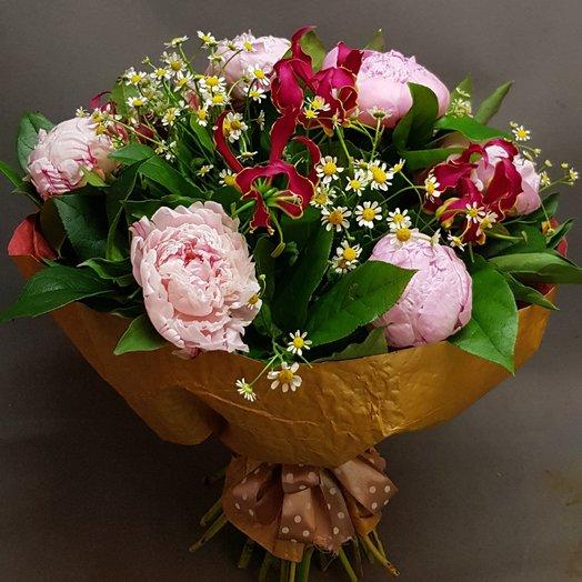 Кокетке: букеты цветов на заказ Flowwow
