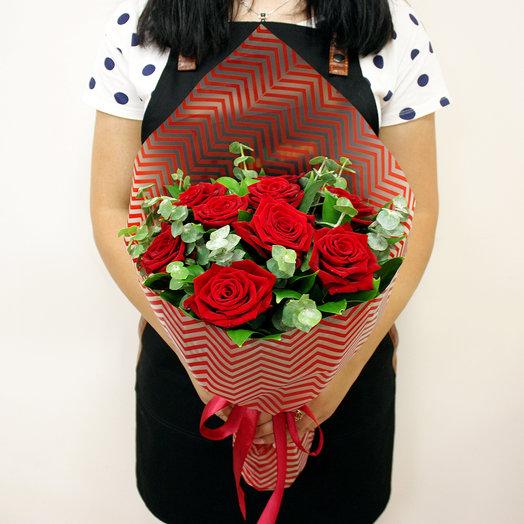 "Букет ""Беатрис"": букеты цветов на заказ Flowwow"