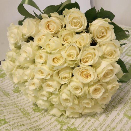 """""""Невинность"""": букеты цветов на заказ Flowwow"""
