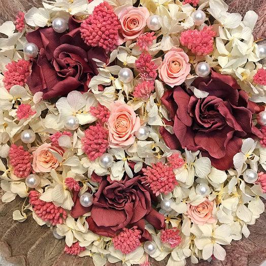 Композиция настенная : букеты цветов на заказ Flowwow