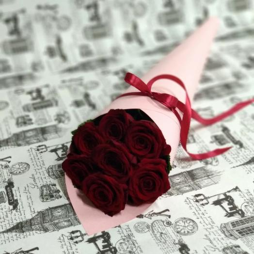 """Комплимент 1"": букеты цветов на заказ Flowwow"