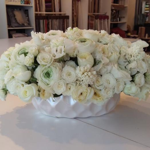 Момент счастья: букеты цветов на заказ Flowwow