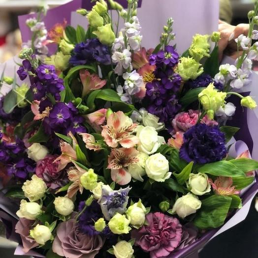 Гармония цвета🎨: букеты цветов на заказ Flowwow