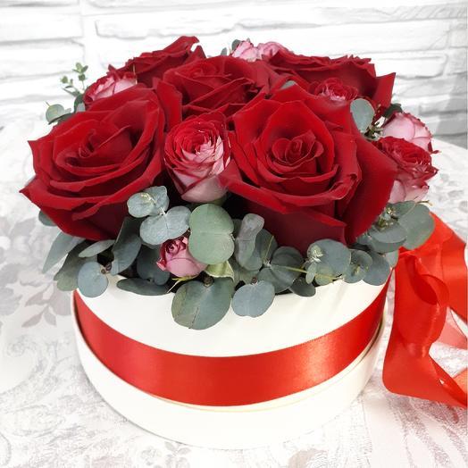 Flowers love: букеты цветов на заказ Flowwow