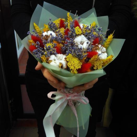 Аромат прованса: букеты цветов на заказ Flowwow