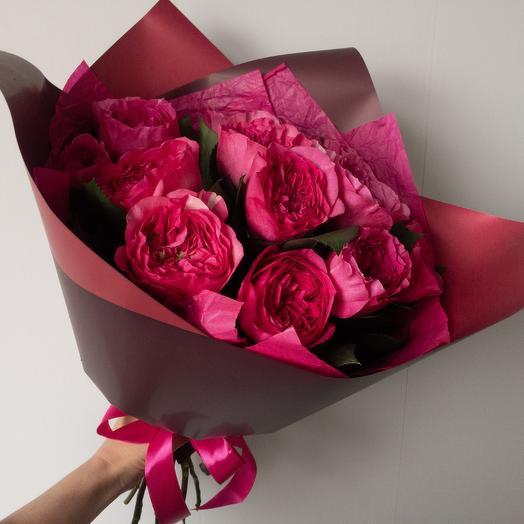 Баронесса: букеты цветов на заказ Flowwow