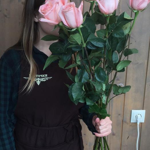 "Букет роз ""7 РОЗОЧЕК"""