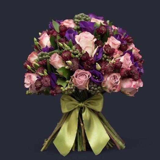 Царица Ольга: букеты цветов на заказ Flowwow