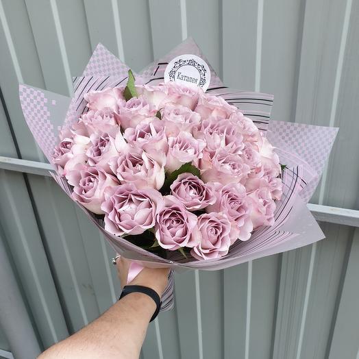 25 мемори: букеты цветов на заказ Flowwow