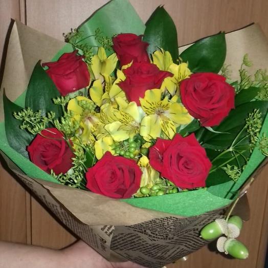 Первокласснику: букеты цветов на заказ Flowwow