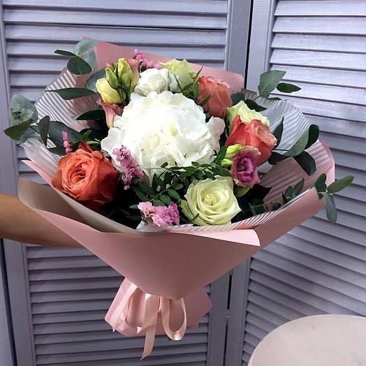 От всей души: букеты цветов на заказ Flowwow