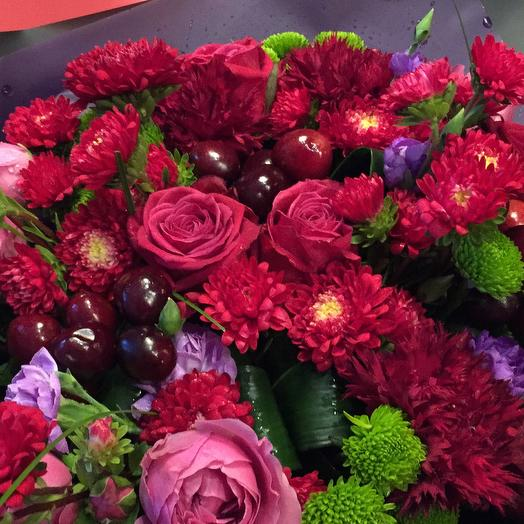 Мистерия: букеты цветов на заказ Flowwow