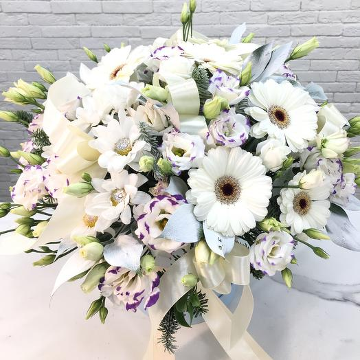 Зимний сад🌸: букеты цветов на заказ Flowwow