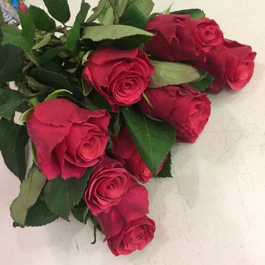 Розы фреш: букеты цветов на заказ Flowwow