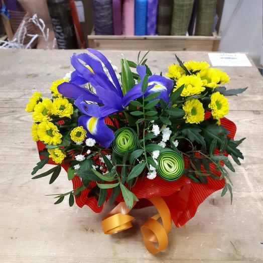 Комплимент🌻: букеты цветов на заказ Flowwow