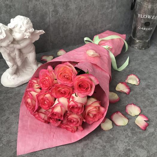 Презент: букеты цветов на заказ Flowwow