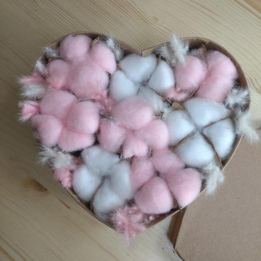 Хлопковое сердце