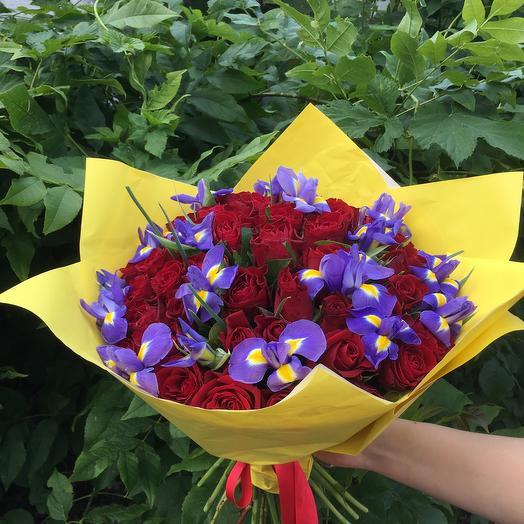 Пчёлка: букеты цветов на заказ Flowwow