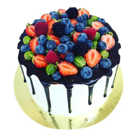 """Торт """"Ягодный торт"""""""