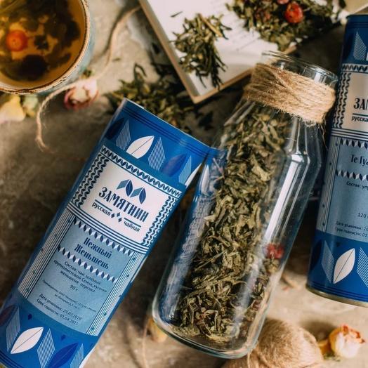 Чай Нежный ЖеньШень