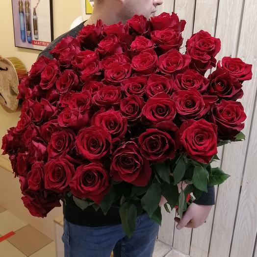 Букет 51 р роза