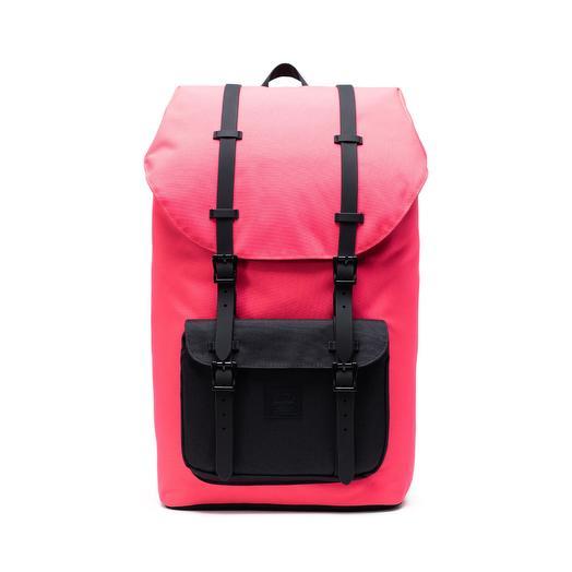 Рюкзак Herschel Herschel Little America Neon Pink/Black  Herschel 10014-03549-OS