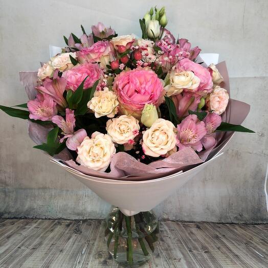 Розовый блюз
