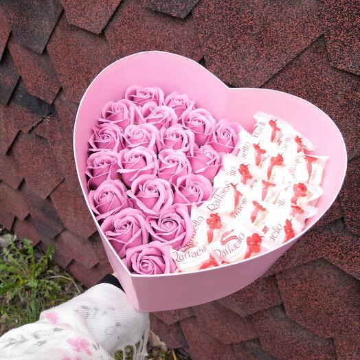 Ароматный романтический подарок