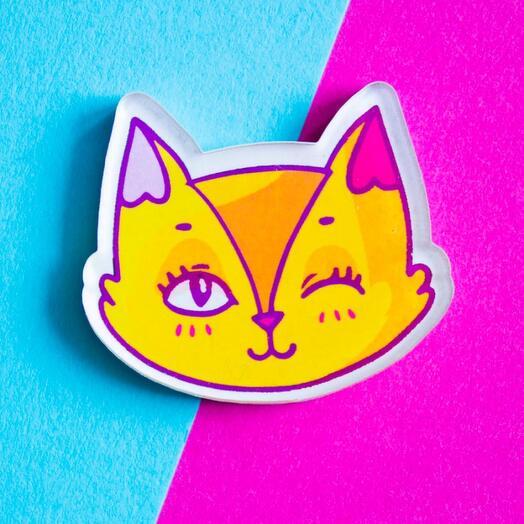 Значок Markov Design Fox