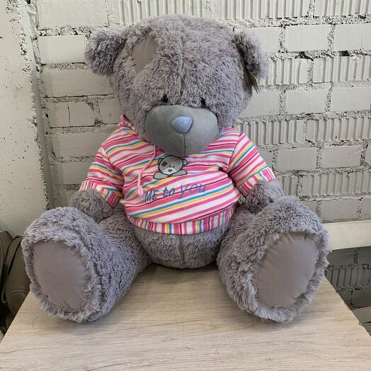 Мишка Тедди в кофте