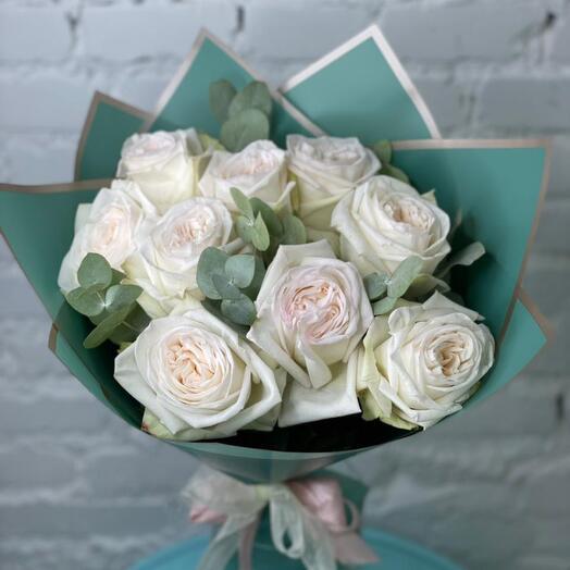 9 Роз White O hara