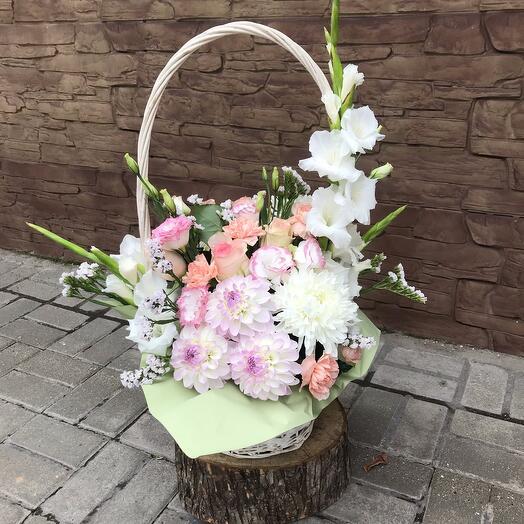 Цветы в коробке ( Дамский каприз
