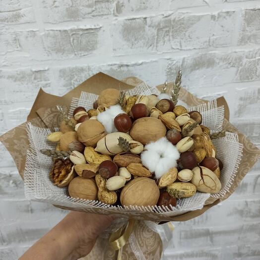 Букет из орех