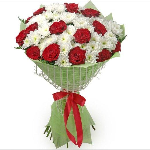Грибочек: букеты цветов на заказ Flowwow