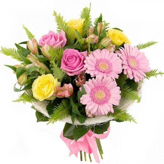Букет Время нежности Код 170064: букеты цветов на заказ Flowwow
