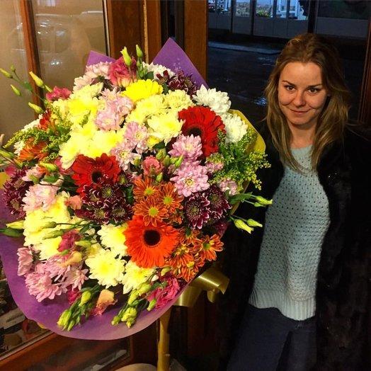 Букет Моя мечта: букеты цветов на заказ Flowwow