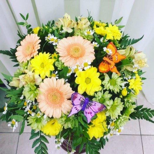 4: букеты цветов на заказ Flowwow