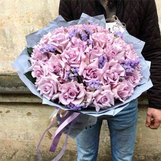 Ocean song: букеты цветов на заказ Flowwow