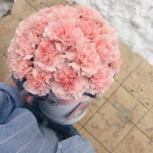 Облако гвоздик : букеты цветов на заказ Flowwow