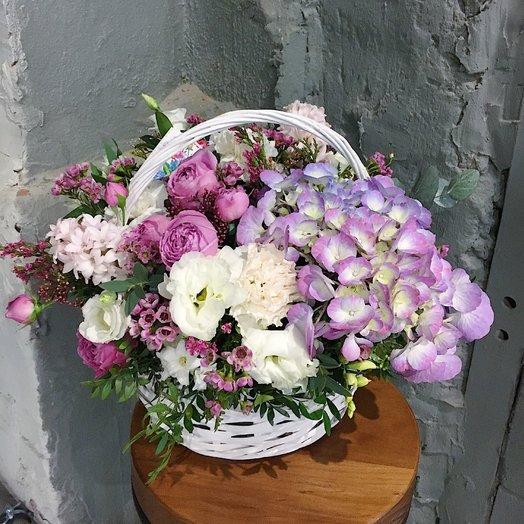 Анабель: букеты цветов на заказ Flowwow