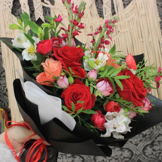 Модный: букеты цветов на заказ Flowwow