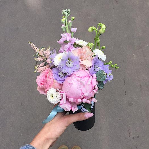 Flopuchino mini: букеты цветов на заказ Flowwow