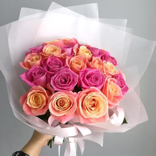 Залюбоваться: букеты цветов на заказ Flowwow