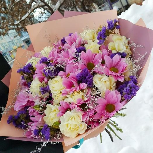 Floral dreams: букеты цветов на заказ Flowwow