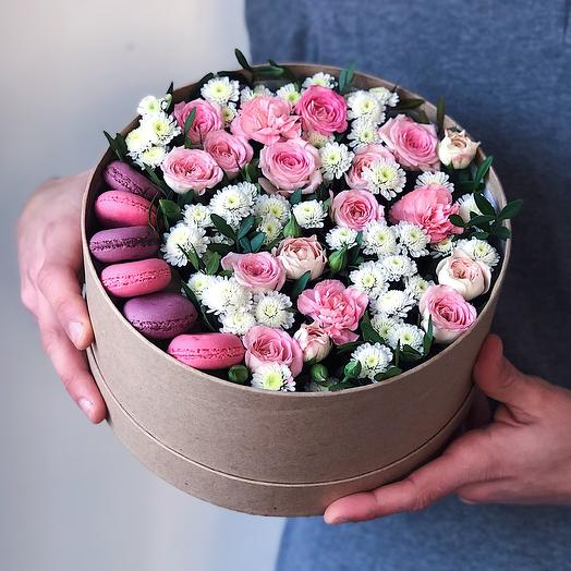 Ring 6 Средний: букеты цветов на заказ Flowwow