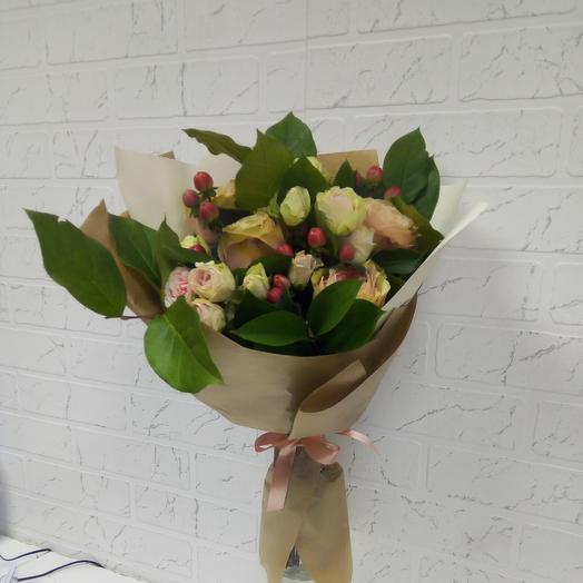 """Букет """"Вдохновение"""": букеты цветов на заказ Flowwow"""